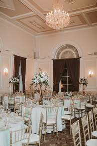 Wedding - University Club - University of Pittsburgh